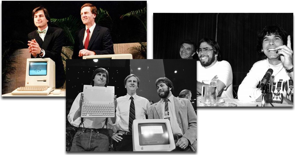 Steve Jobs's Early History with Apple in 33 Pics