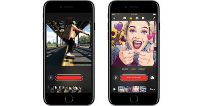 Apple is getting into social media with Clips app