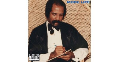 Drake's More Life cover