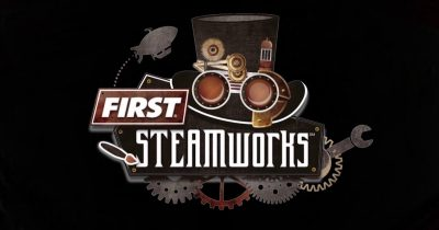 FIRST Steamworks Robotics Competition Logo