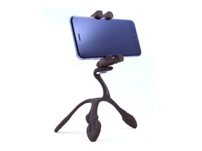 Gekkopod Flexible iPhone Mount. Also works with GoPro and Android devices