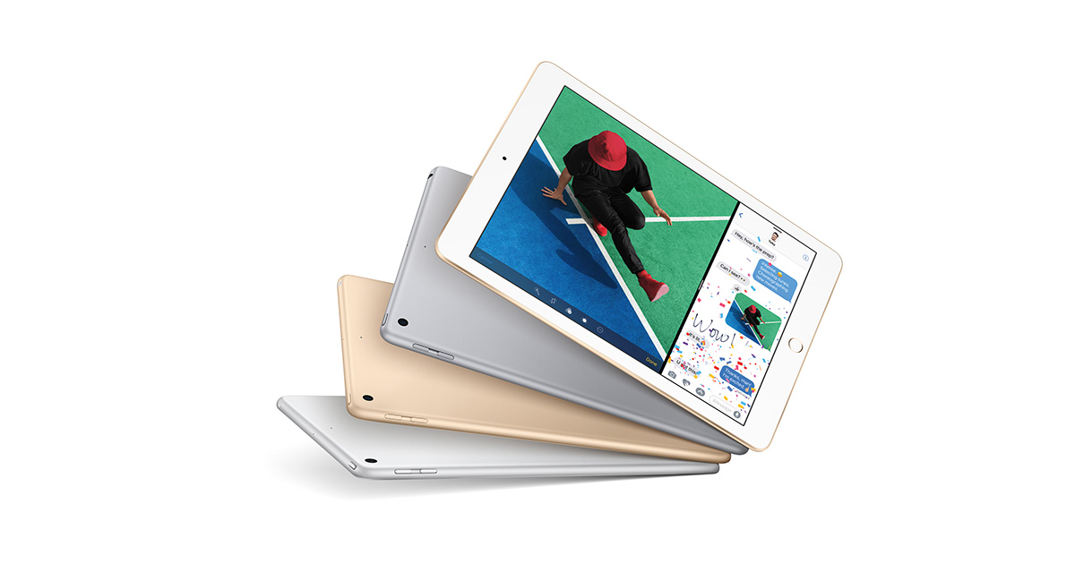 9.7-inch Retina iPad gets a refresh and lower price