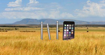 iPhones in the Wild