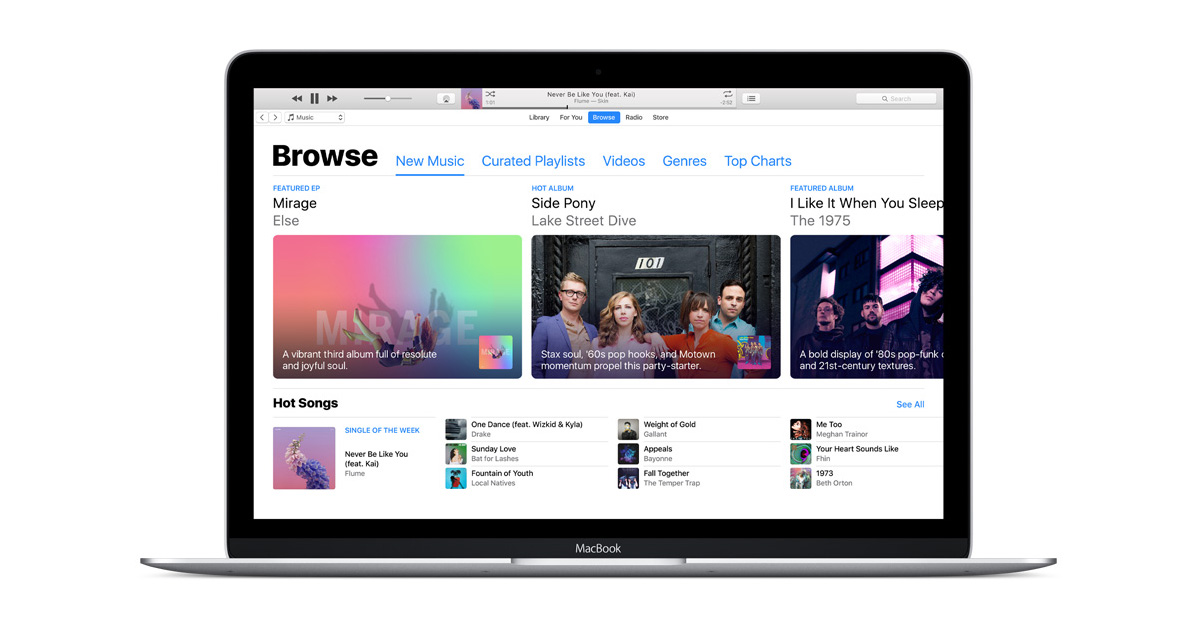 """Apple adds """"rent once, watch anywhere"""" to iTunes 12.6 for the Mac"""