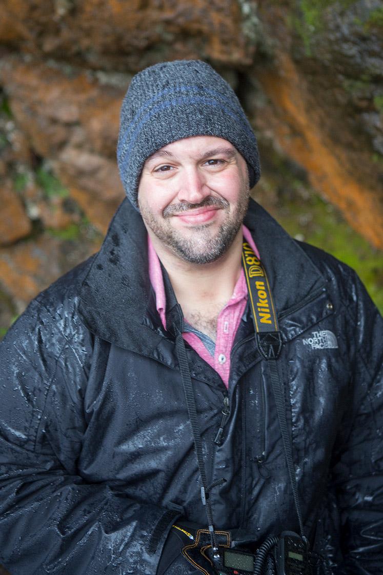 Jonathan Zdziarski, also known as NerveGas