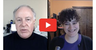 Chuck Joiner asks Kelly Guimont about Internet of Things on MacVoices