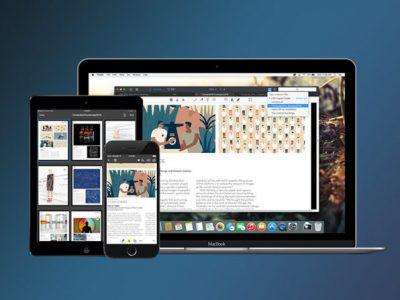 PDF Expert 2.2 on Mac, iPhone, and iPad
