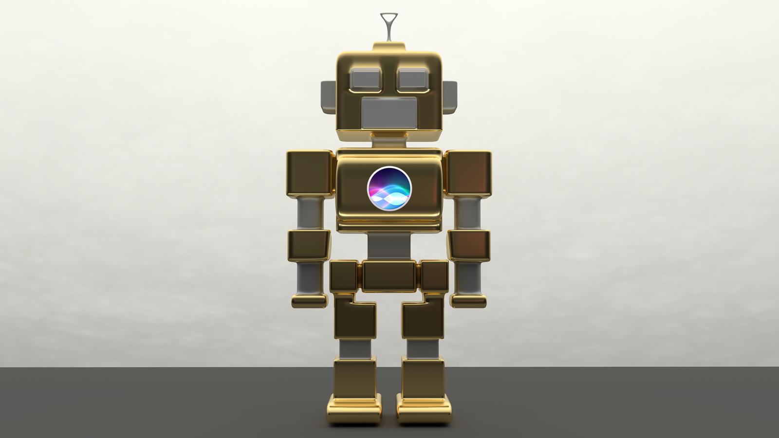 siri robot model