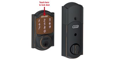 Schlage Smart Sense Lock