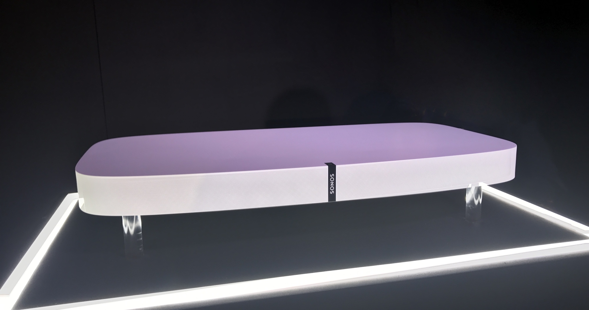 Sonos Puts the PLAYBASE Under Your Television