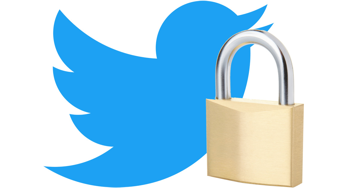 Lock down your Twitter account with two-factor authentication