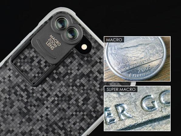 Ztylus Kamerar Zoom Lens Kit for iPhone 7 Plus: $31.95