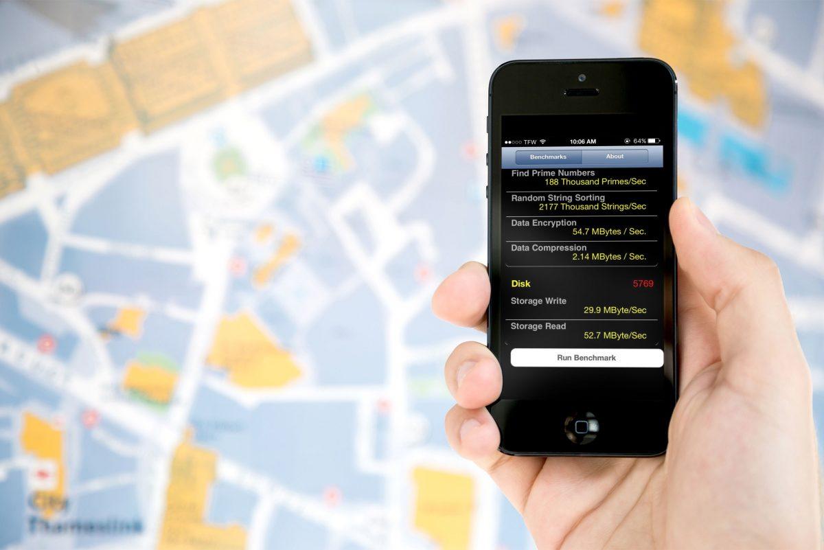 APFS in iOS
