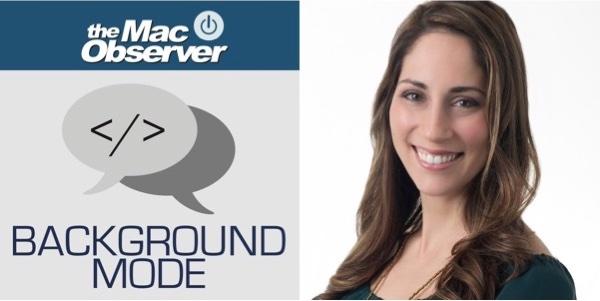 Lauren Goode on Background Mode.