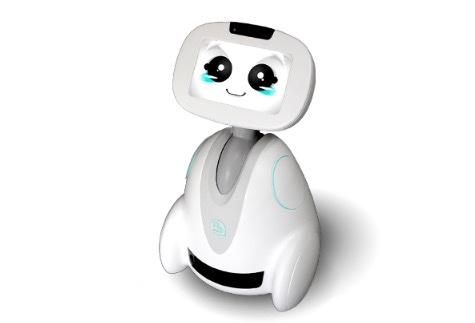Buddy robot.