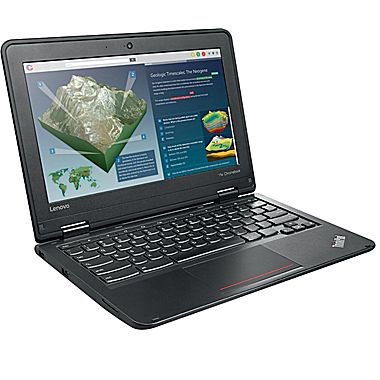 Chromebook from Lenovo.