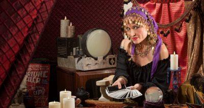 Gypsy Fortuneteller