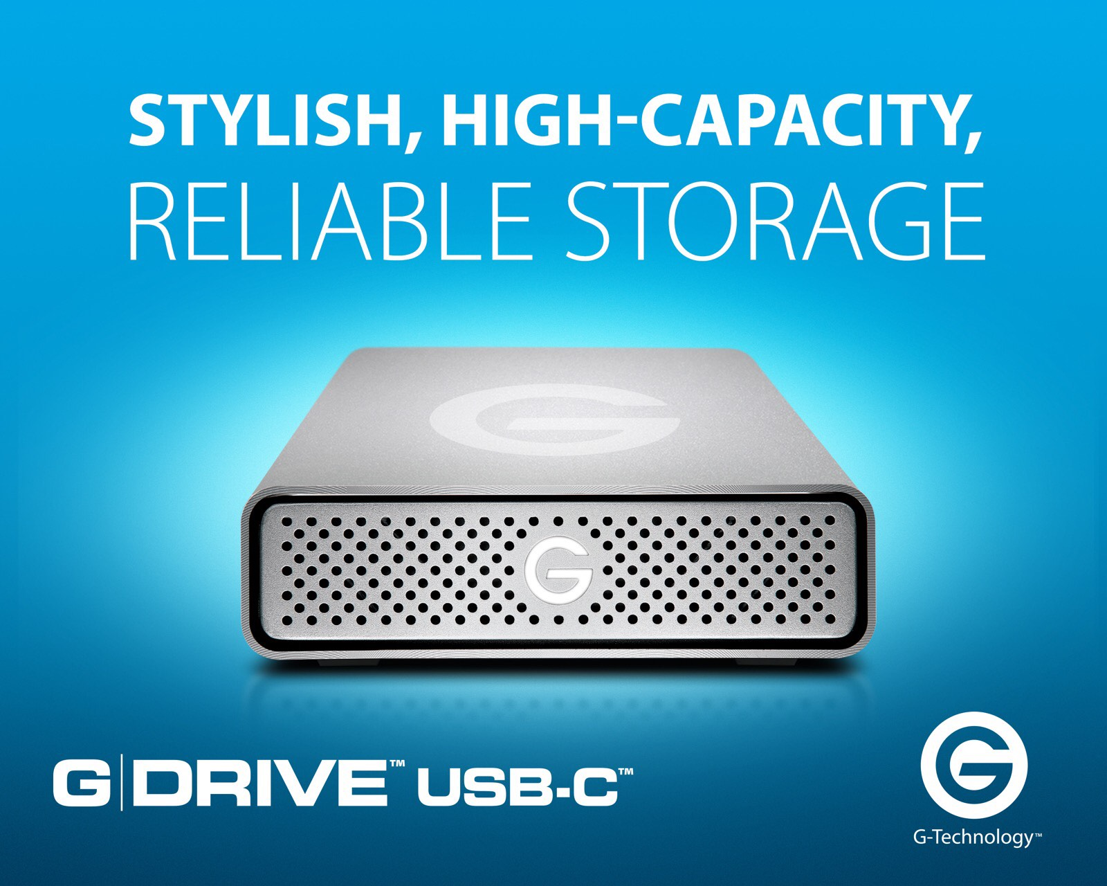 WD's G-Drive USB-C adds storage and power to your laptop