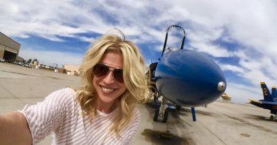 Stephanie Stricklen on Background Mode