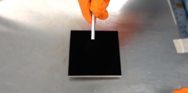 This Coating is So Black, it Messes With Your Mind [Video]