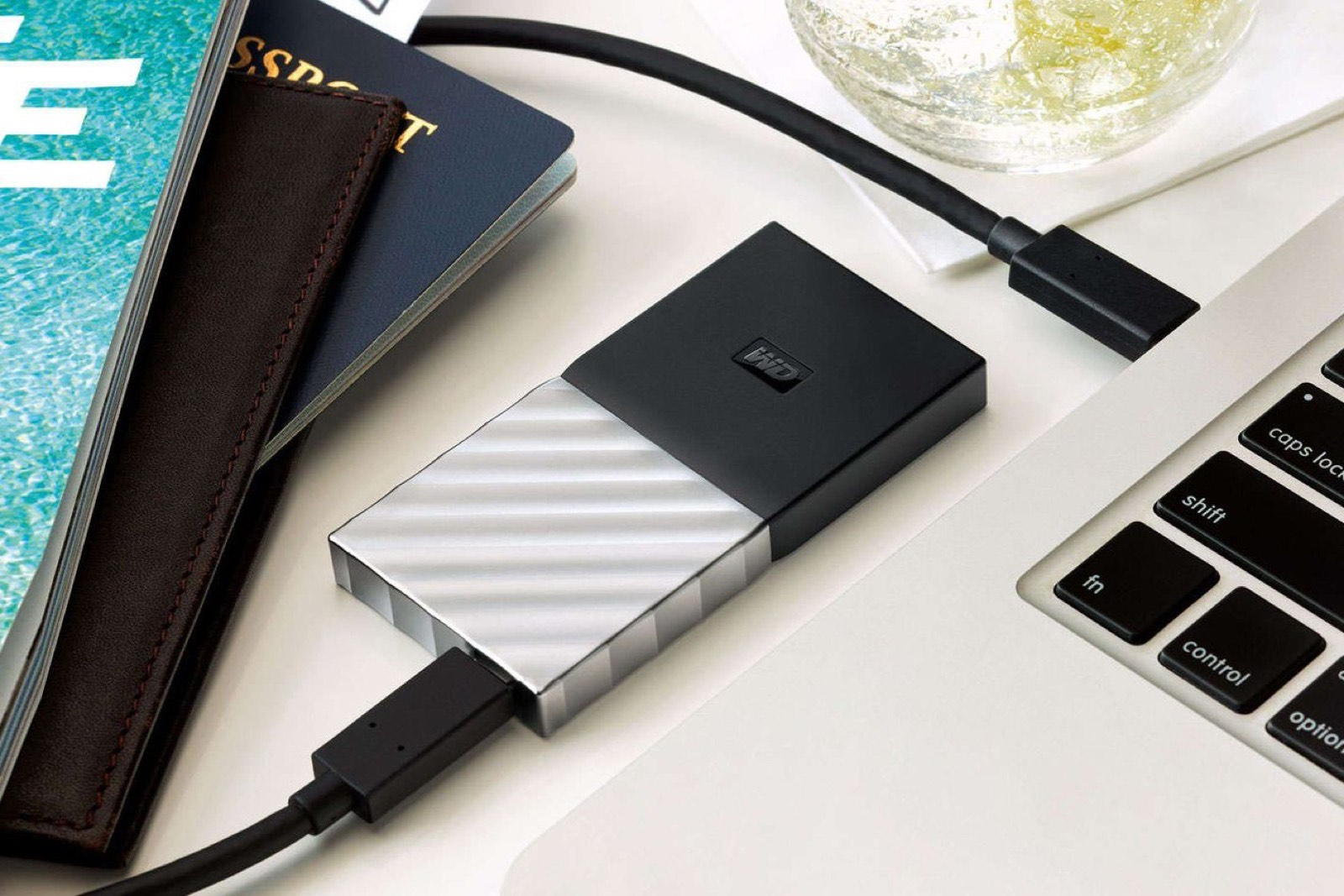 Buy A Western Digital External SSD For Your New MacBook
