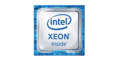 Intel's Xeon logo.