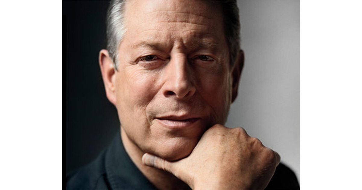 Al Gore, Lisa Jackson Discussing Climate at San Francisco Apple Store on April 19