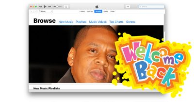 Tidal co-owner Jay Z brings his music catalog back to Apple Music