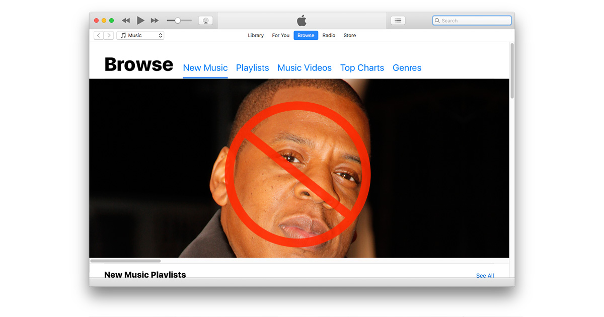 Jay Z Says Goodbye to Spotify and Apple Music
