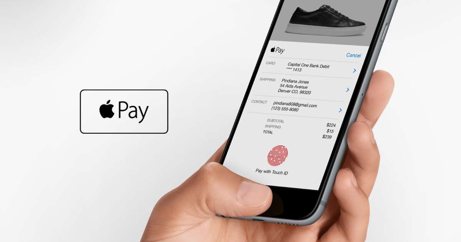 Western Union has Apple Pay cash transfers