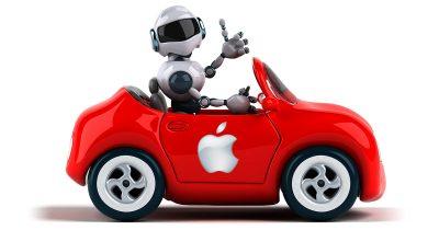 Apple gets permit to test autonomous driving cars on California roads