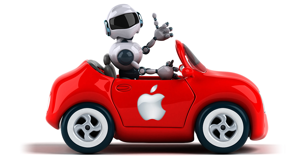 Apple gets permit to test autonomous driving cars on California roads