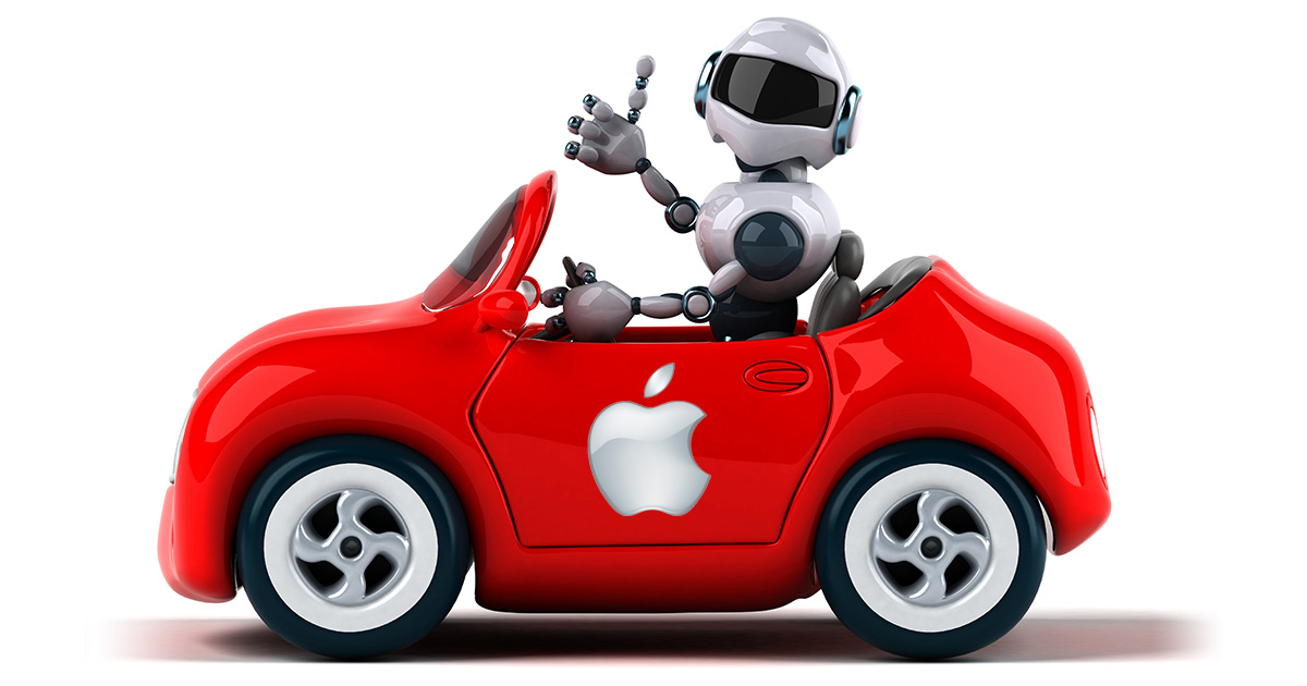 Apple Wants to Reinvent The Car Bumper