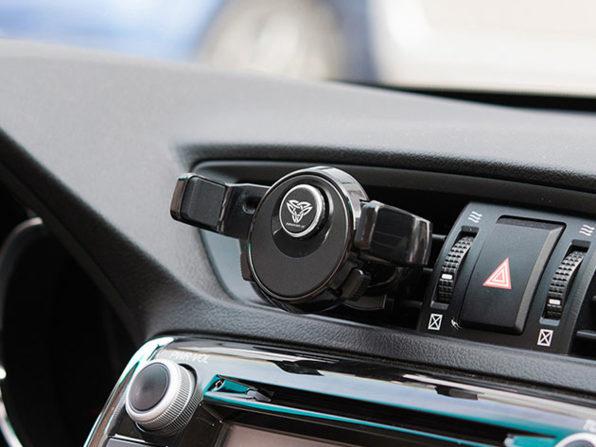 ARMOR-X One-Lock Air Vent Car Mount: $12.99