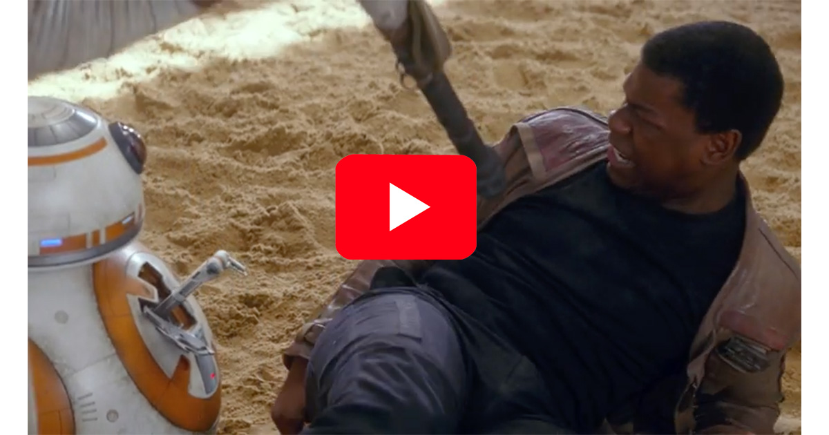 Mark Hamill gets some lines in Star Wars: The Force Awakens thanks to Bad Lip Reading
