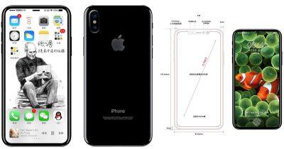 KK Sneak Leaks image of iPhone X