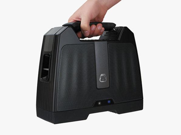G-BOOM Wireless Bluetooth Boombox: $84.99