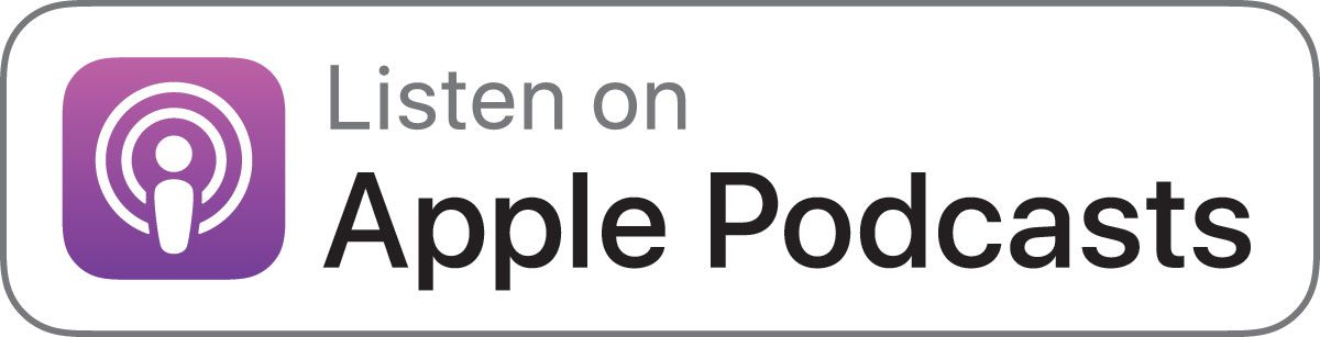 Listen on Apple Podcasts badge