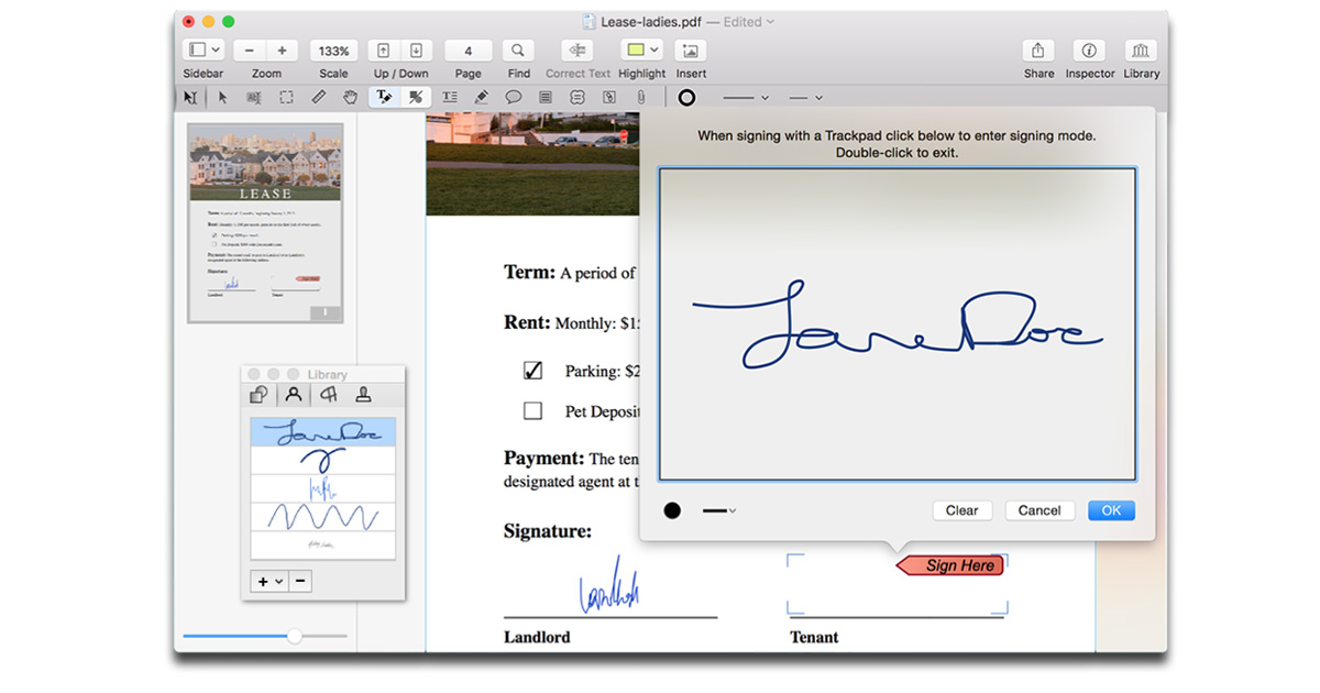 PDFpen 9 Loads Up with New PDF Editing and Export Features