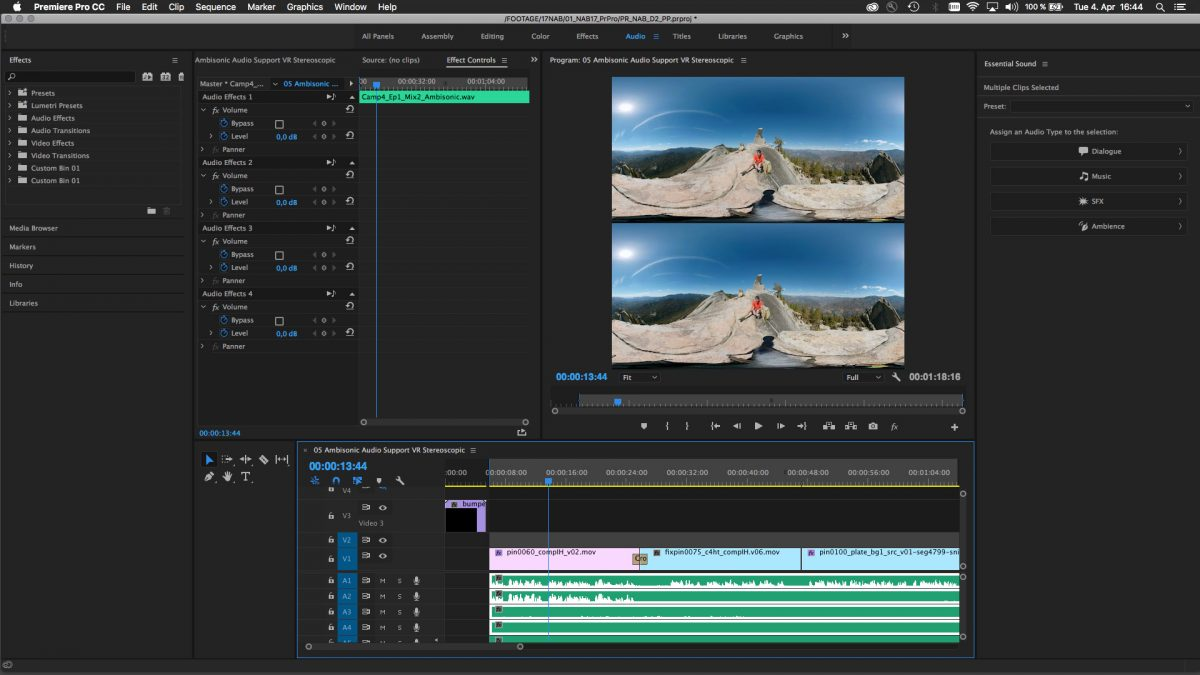 Creative Cloud Premier Screenshot