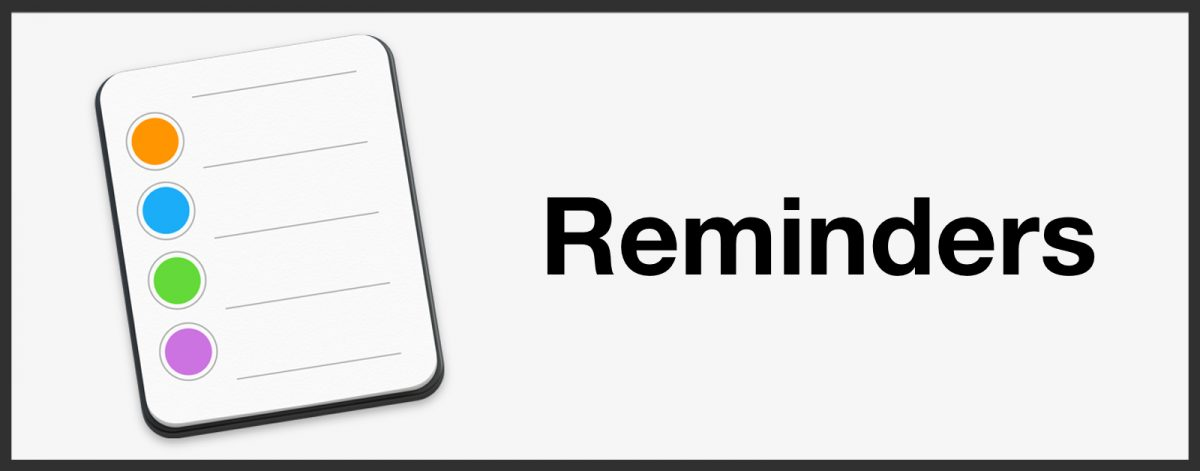 macOS: Automatically Format Reminders With Date And Time
