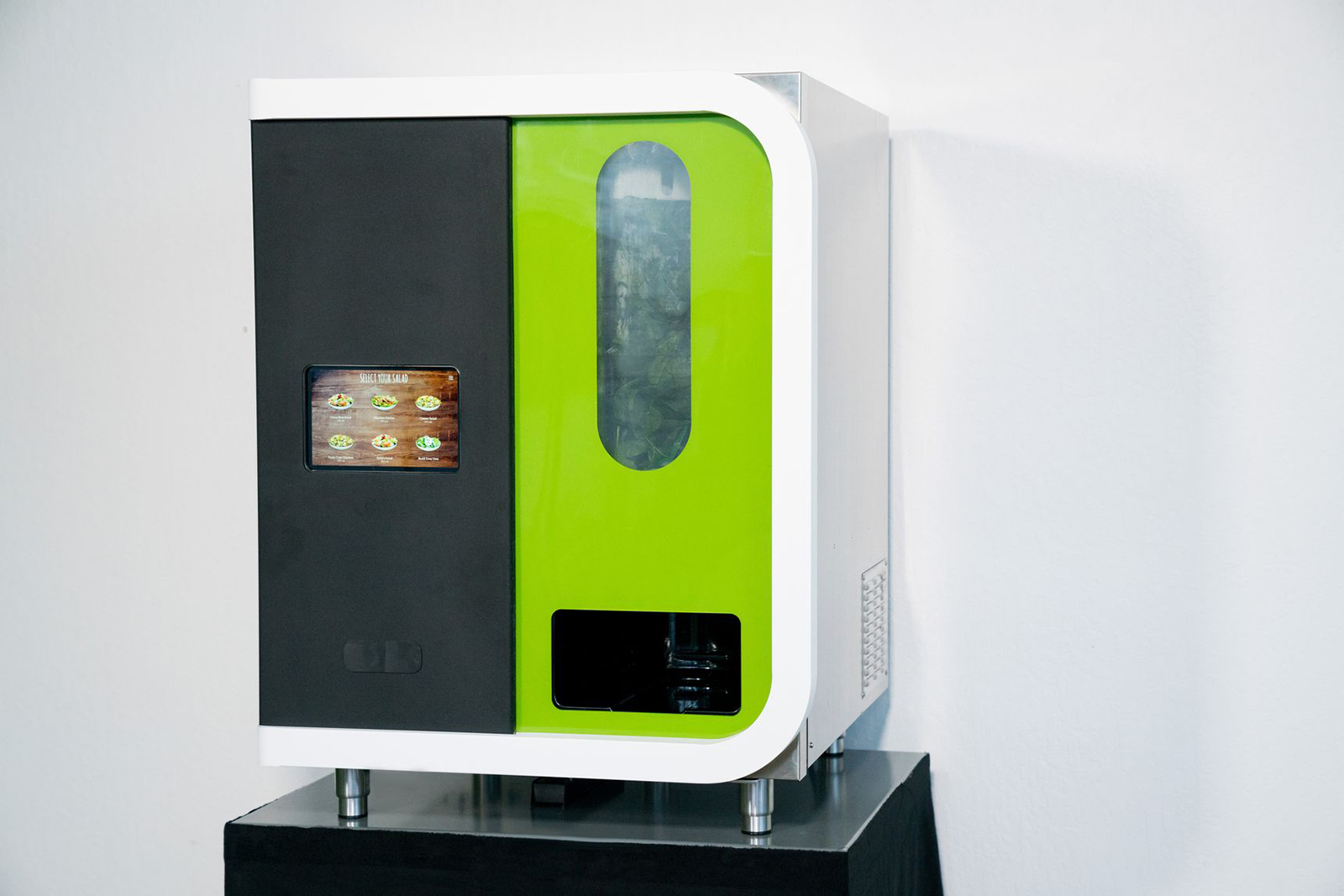 Sally salad robot spinner