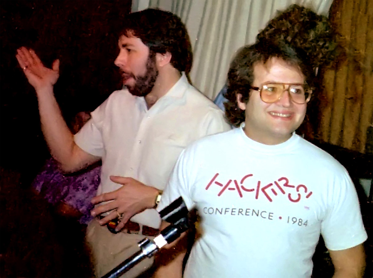 Macintosh Original Andy Hertzfeld to Keynote Vintage Computer Festival April 29th