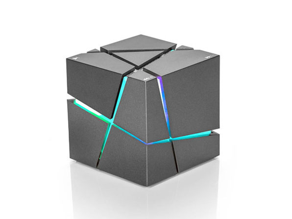 'The Cube' Bluetooth Speaker: $25.99