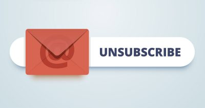 Unsubscribe from Email Lists