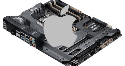 Creating a Hackintosh begins with the motherboard