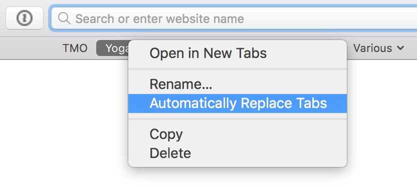 Automatically Replace Tabs