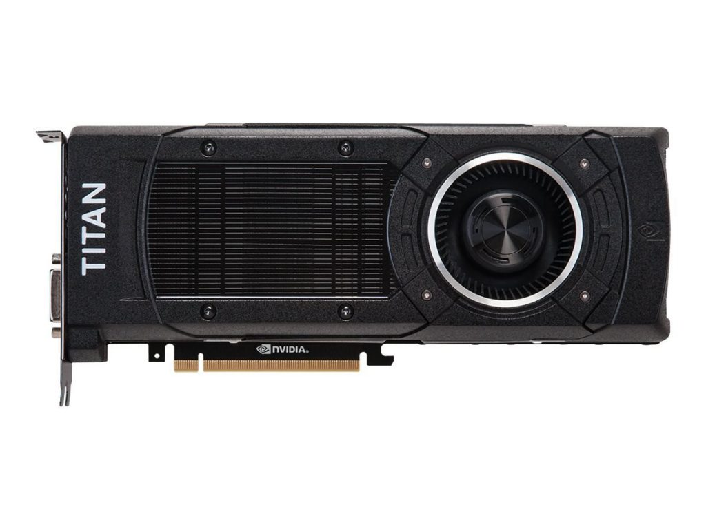 Hackintosh Graphics Cards - EVGA GeForce GTX Titan