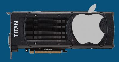 Hackintosh graphics card