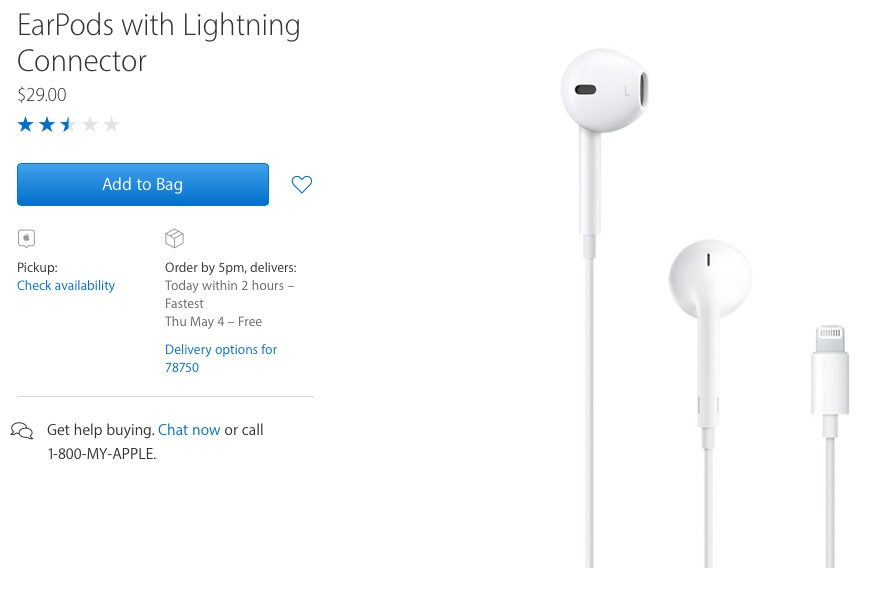 Apple's EarPods are (IMHO) not only uncomfortable, they fall out of my ears far too often.
